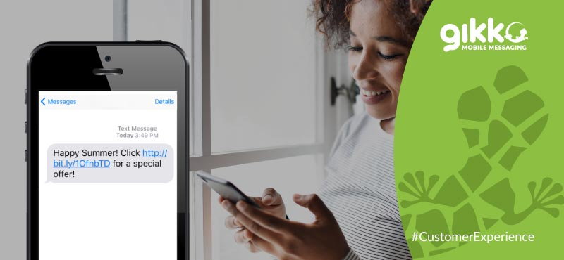 Boost your sms campaigns with web links