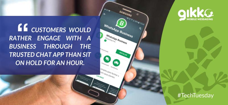 Key Benefits of Adopting WhatsApp Business for Customer Service
