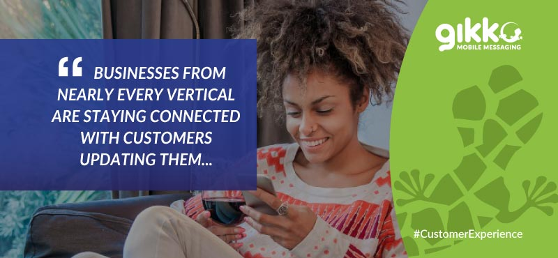 3 Essential COVID-19 Adaptations to your Customer Mobile Messaging Experience